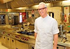"""Rudolph van Veen: """"Najpomembnejši trik v kuhinji je vzeti sestavine in začeti kuhati"""""""