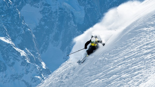 Chamonix Courmayeur (foto: Eric Berger)