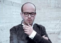 Portret slovenskega modnega oblikovalca: Peter Movrin