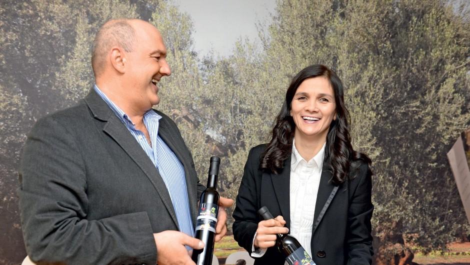 """Intervju z oljarji Palmieri: """"Slaba letina oljk nas je prisilila v razvoj"""" (foto: Primož Predalič)"""
