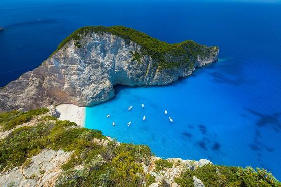 Vročinski val zajel Grčijo