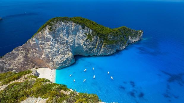 Vročinski val zajel Grčijo (foto: profimedia)