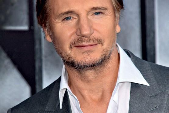 Liam Neeson: Noben pitbul nisem, znam pa jezno gledati