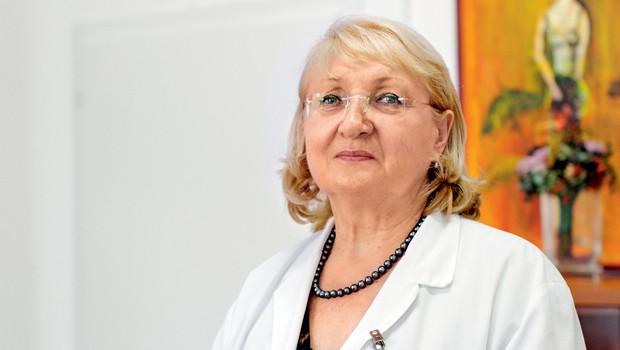 """Dr.med. Vesna Novak Jankovič: """"Anesteziologi smo kot piloti v letalu"""" (foto: Goran Antley)"""