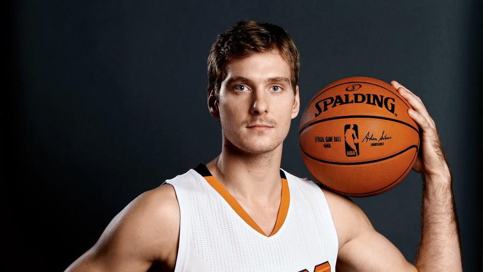 Zoran Dragić: Želja vsakega košarkarja je priti nekoč v NBA! (foto: NBA Media Ventures)