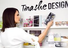 """Tina Fojkar Tomaševič: """"Želela sem ponuditi oblikovanje modernih celostnih podob poročnega dne"""""""