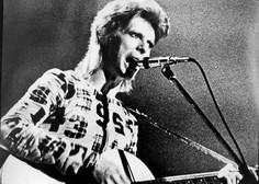 Glasbena nagrada BBC-ja za Davida Bowieja!