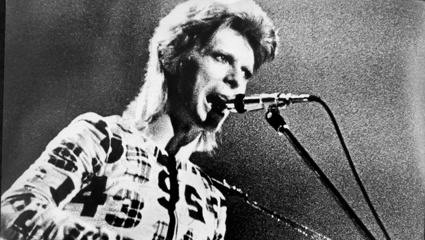 Glasbena nagrada BBC-ja za Davida Bowieja! (foto: profimedia)