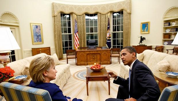 Tajna služba prestregla pisemski bombi za Obamo in Clintonovo (foto: Profimedia)