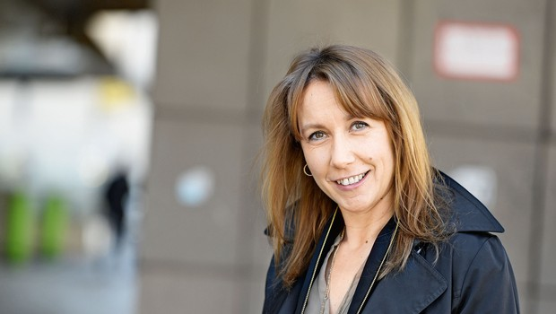 """Anžela Wirth: """"Hipnoza je ena od najhitrejših in najučinkovitejših metod za spremembe"""" (foto: Primož Predalič)"""
