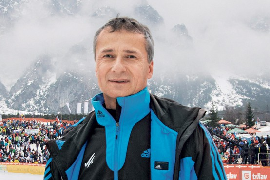 Miran Tepeš: Jadralec in skakalec