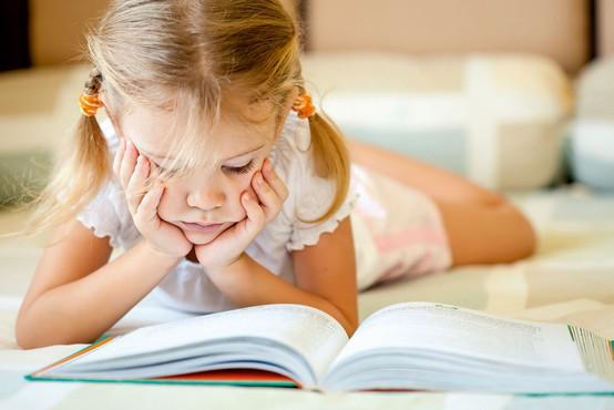 Z Gajo Kos o otrocih in branju: zabava ali težava?