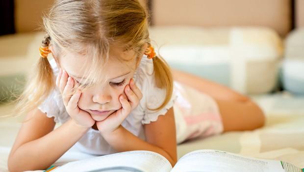Z Gajo Kos o otrocih in branju: zabava ali težava? (foto: Shutterstock)