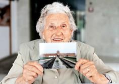 """Sonja Vraščaj: """"Auschwitz je dejansko bil tovarna smrti"""""""