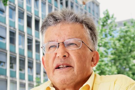 """Dr. Vojko Kavčič: """"Če je umovadba učinkovita,  je to najcenejša preventiva in medicina"""""""