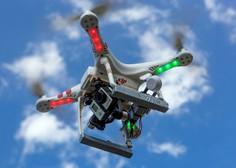 Letališče Gatwick, ki go ga zaprli zaradi dronov, spet odprto