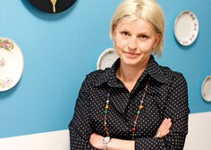 """Nina Sankovič: """"Zavržemo 150 tisoč ton hrane, približno 72 kg na prebivalca na leto"""""""
