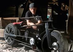 Jaki Mihelič: Ko je kolo skulptura, ki jo lahko tudi zapelješ in ima uporabno funkcijo