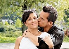 """Andrej in Melinda Torokgyorgy Škufca: """"Nehala sva le tekmovati, pleševa pa še vedno"""""""