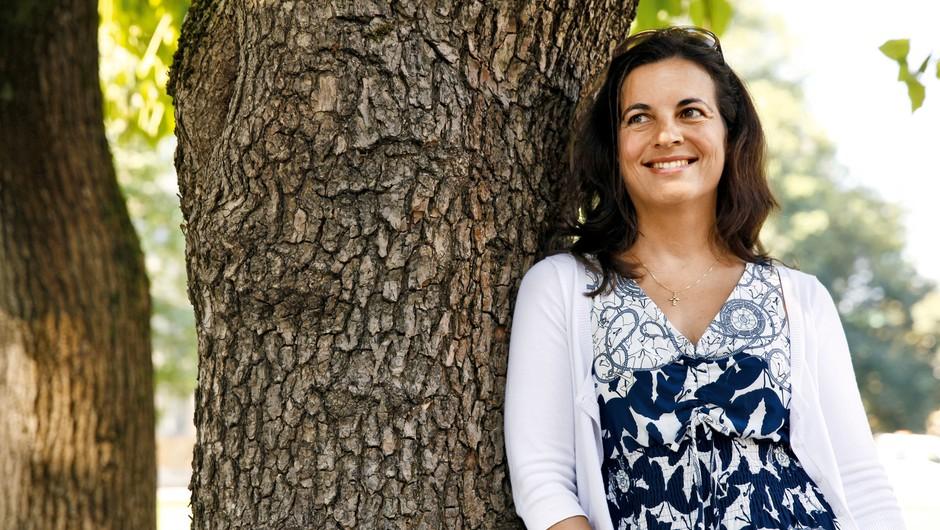 Katarina Kompan Erzar: Kateri so temelji družine, brez katerih se družinsko življenje ne razvija? (foto: Helena Kermelj)