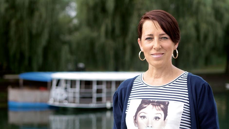 Slovenka nam je zaupala, kako se je soočila s težko boleznijo (foto: Goran Antley, osebni arhiv)