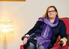 """Sandra Naka: """"Če nekdo v družini doživi travmo, to lahko vpliva na vse njene člane"""""""