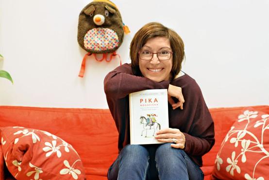 Alenka Veler: Obstaja mit, da mladi ne berejo, a ni tako!