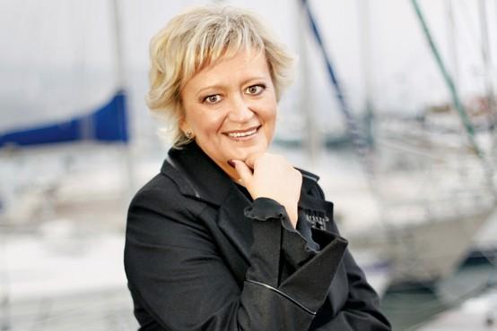 Ksenija Benedetti: Nekaterim ne pomaga niti tona knjig o lepem obnašanju