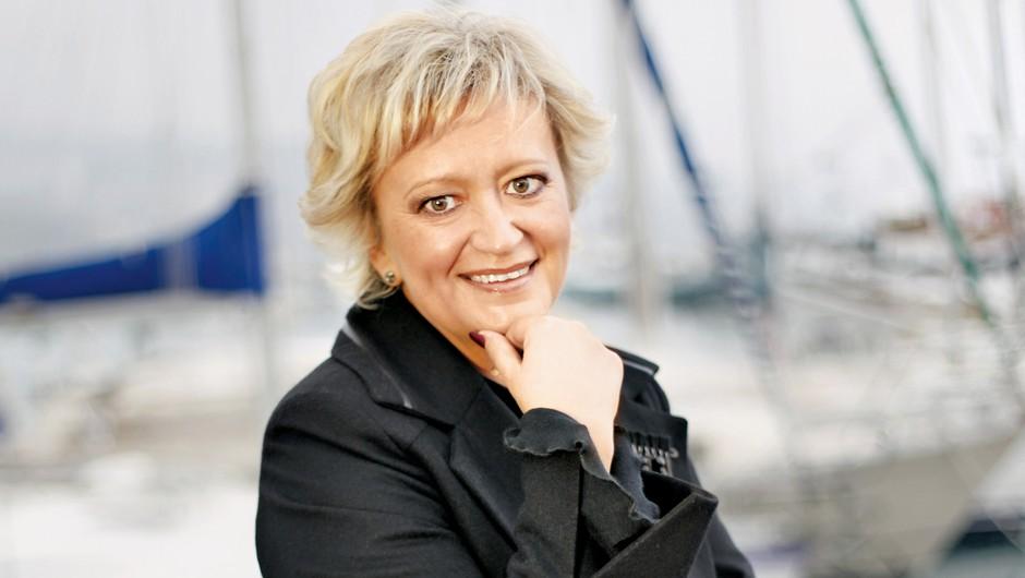 Ksenija Benedetti, šefinja Protokola RS (foto: Helena Kermelj, osebni arhiv, Tina Kosec in Dejan Nikolič)