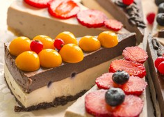 Sašo Šketa: Če se vam najavijo obiski, je presna torta narejena v pol ure