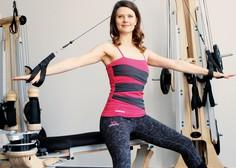 Špela Jakša: Bolečina se običajno pojavi, ko mišica odpove
