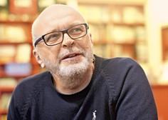 Miha Mazzini: Najlepši del pisateljskega posla je, da te junak preseneti. Tako je tudi v življenju.