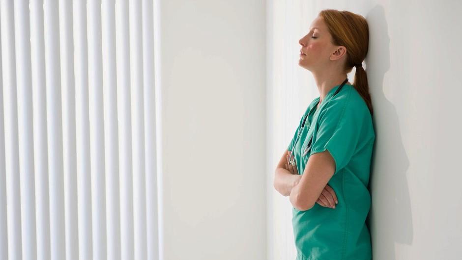 Dan medicinskih sester: Opozorila o preobremenjenosti na delovnih mestih (foto: Profimedia)