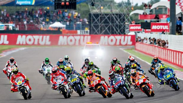 Predstavljamo nova pravila, ki od letošnje sezone veljajo v razredu MotoGP (foto: Dorna)