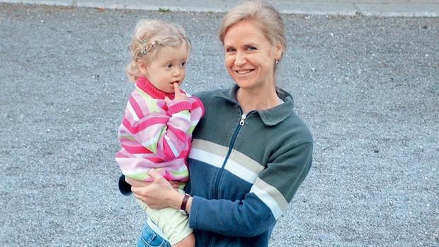 """Nataša Konc Lorenzutti: """"Po svoje sem sodobna mama, čeprav številna družina ni ravno sodoben pojav"""""""