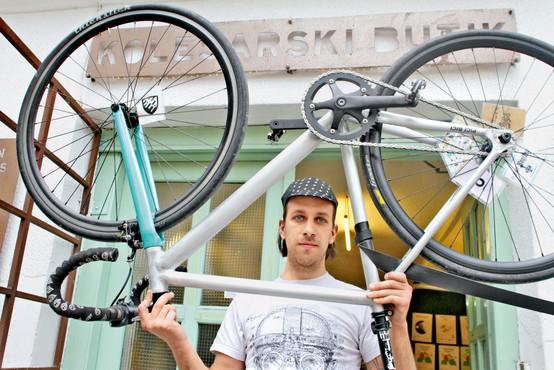 Pici Bici: Butik s kolesi, kjer ti kolo sestavijo