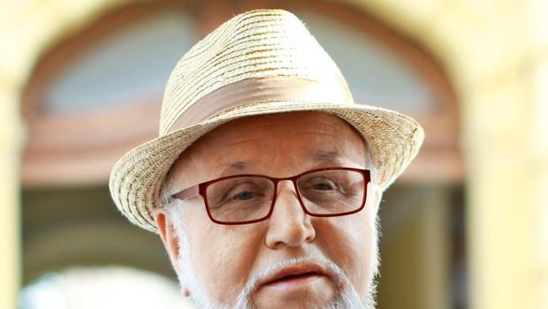 Dr. Evgen Bavčar: Slepi fotograf, ki s svojim prispevkom v umetosti in literaturi presega vse meje (foto: Goran Antley)