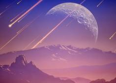 Pred nami vrhunec meteorskega dežja Perzeidov: Ne zamudite čarobne nočne predstave!