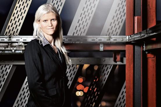 Lucija Živa Sajevec: Ženska na čelu Avto-moto zveze Slovenije