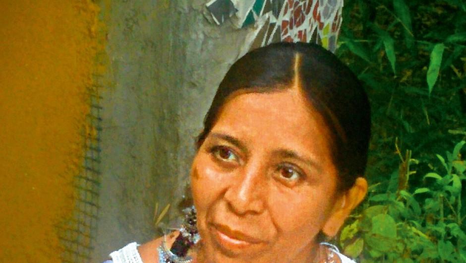 """Luzmila Luz Soto Bravo: """"Zadovoljstvo sem našla v sebi in kamorkoli grem, ga vzamem s sabo."""" (foto: Osebni arhiv)"""