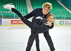 Marina Pirkmajer: Na misel ti ne pride, da bi manjkal na treningu, moraš biti tam in vohati led