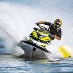 Dvoboj najhitrejšega in najzabavnejšega vodnega skuterja (foto: David Stropnik in BRP)