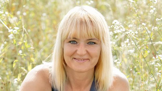 Alenka Somensary: Ljudje, ki v sebi najbolj trpijo, najtežje pridejo na terapijo (foto: Helena Kermelj)