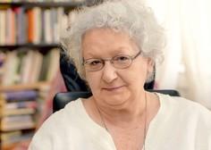 Svetlana Slapšak: Ni mi jasno, kako lahko v Sloveniji obstaja 60.000 lačnih otrok