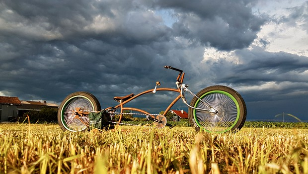 Magna Rota Custom Bicycle Club (foto: Primož Tomelj)