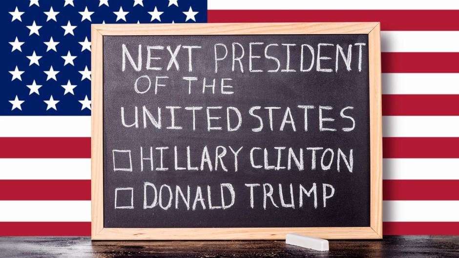 ZDA: Zanimive cvetke epiloga najbolj bizarnih ameriških volitev doslej! (foto: profimedia)
