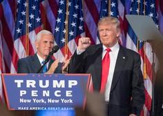 ZDA, Slovenija in svet: Odzivi na zmago Donalda Trumpa bi težko bili bolj pestri!
