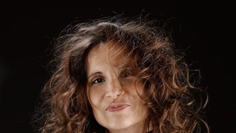 Kristina De Ventus: Nekoč so ljudje čutili, bili so odprti navznoter in navzven (foto: Uroš Zajec)