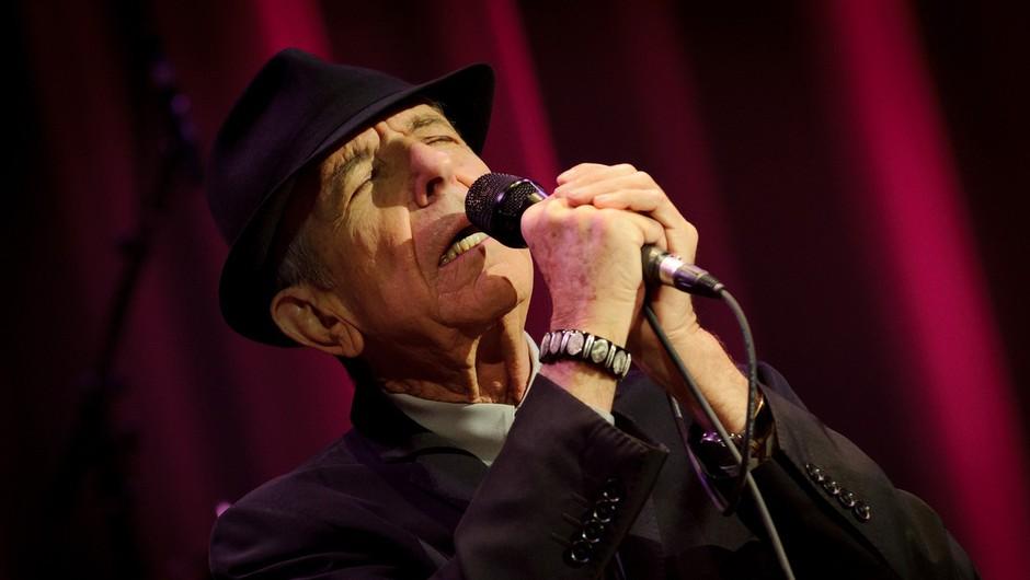 Zapustil nas je tudi Leonard Cohen (foto: profimedia)