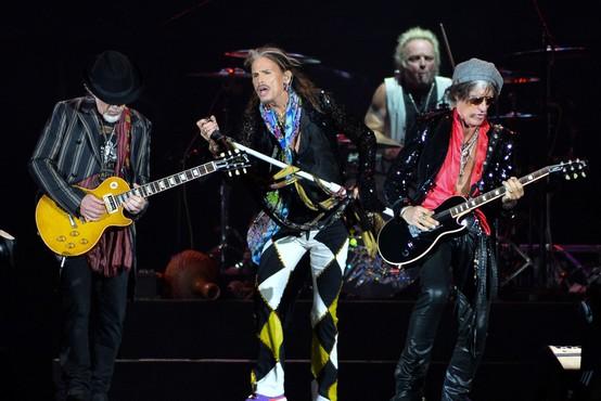 Skupina Aerosmith je napovedala svojo poslovilno turnejo!